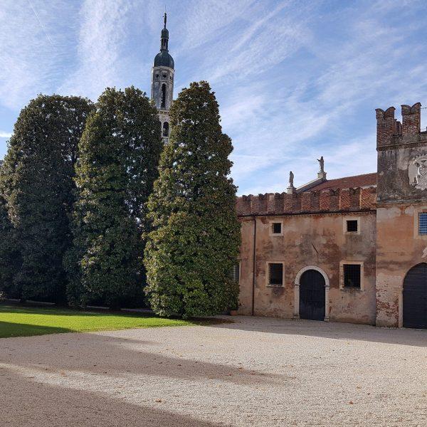 Castello colleoni di thiene