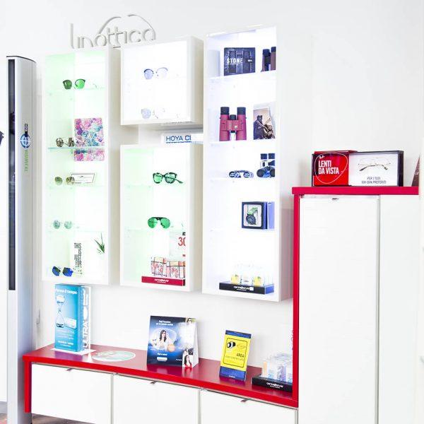 Lonottica thiene - negozio ottica - city corner