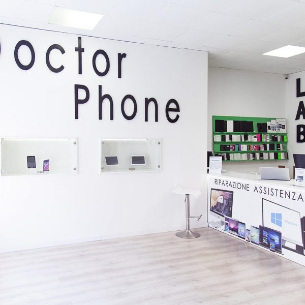 doctor phone - negozio elettronica thiene - city corner