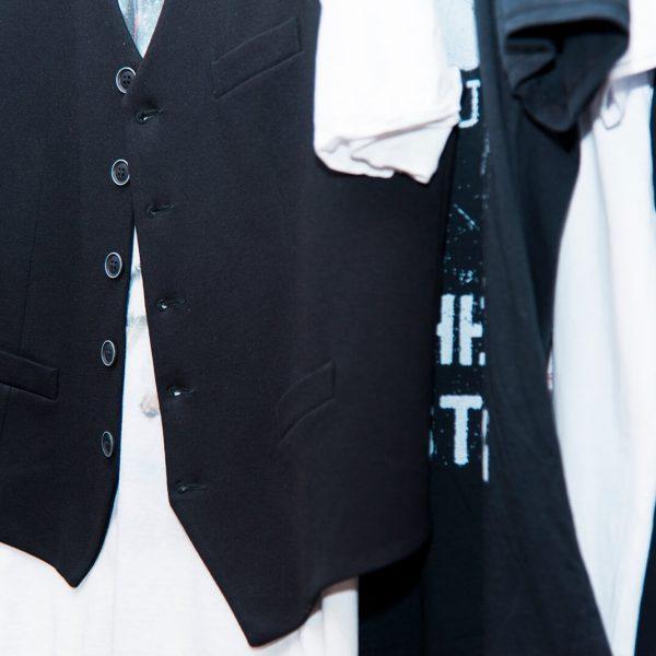bianco negozio di abbigliamento uomo donna 3