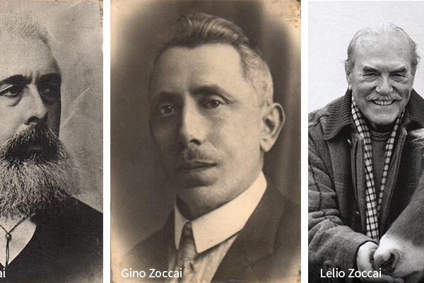 Zoccai Gino Lelio e Giuseppe