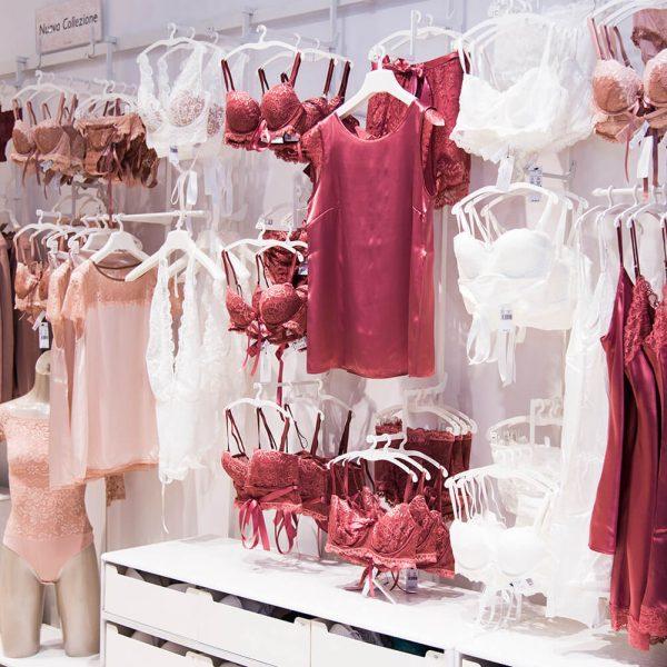 negozio abbigliamento Intimissimi Thiene - City Corner