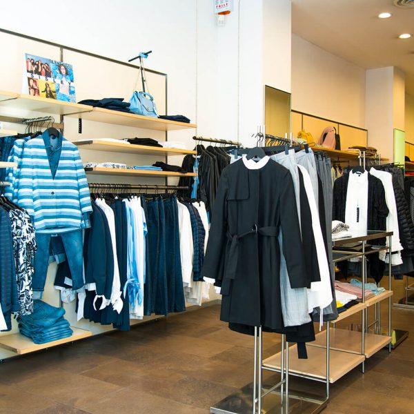 negozio abbigliamento uomo donna sisley - thiene - city corner 01